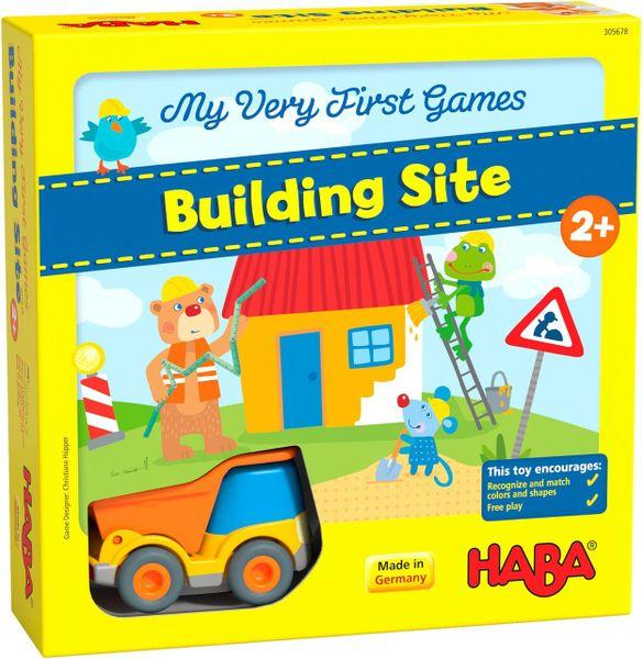 My Very First Game:Building Site
