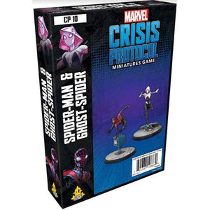 Marvel Crisis Protocol: Spider Man & Ghost Spider