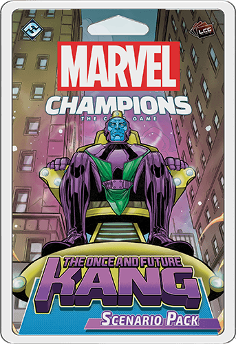 Marvel Champions The Card Game: The Once and Future Kang Scenario Pack