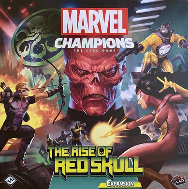 Marvel Champions The Card Game: The Rise of Red Skull