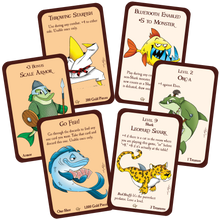 Load image into Gallery viewer, Munchkin Something Fishy Cards