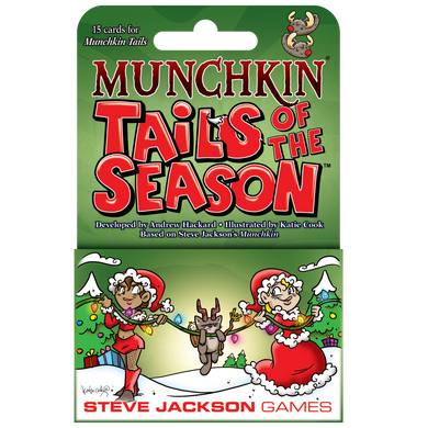 Munchkin Tails of the Season Expansion