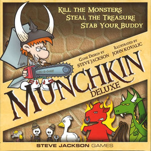 Munchkin Deluxe Front Box