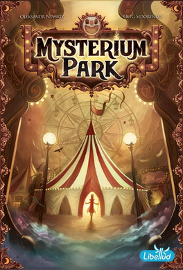 Mysterium Park game cover