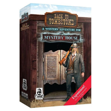 Mystery House: Adventure in a Box - Back to Tombstone