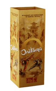 Onitama game  box