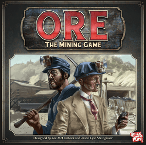 Ore The Mining Game