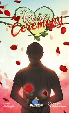Rose Ceremony box cover game by Blue Orange Games