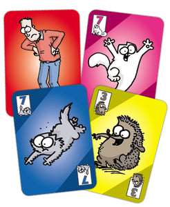Simons Cat Card Game Cards