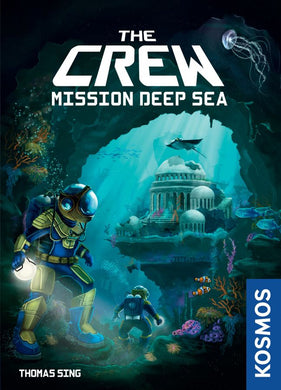 The Crew Mission Deep Sea Cover