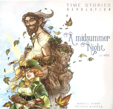 TIME Stories Revolution A Midsummer Night