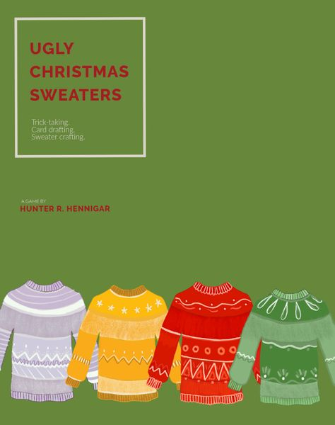 Ugly Christmas Sweaters Game Cover