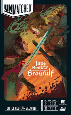 Unmatched Little Red RidingHood vs Beowulf