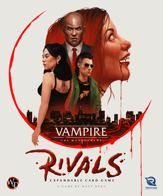 Vampire The Masquerade Rivals Expandable Card Game