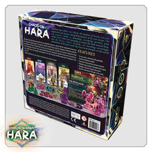 Load image into Gallery viewer, Chaos on Hara back of the box