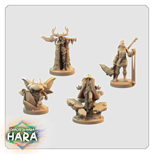 Load image into Gallery viewer, Chaos on Hara miniature figurines