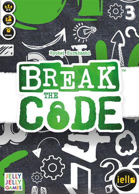 Break the Code Game Cover