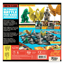 Load image into Gallery viewer, Godzilla Tokyo Clash back of the box