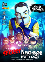 Load image into Gallery viewer, Hello Neighbor Secret Neighbor Party Game