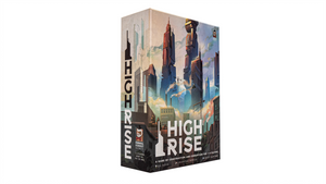 box of High Rise board game