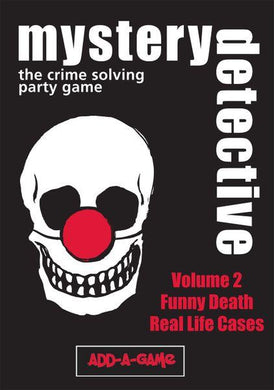 Mystery Detective Vol 2 Funny Death Real Life Cases
