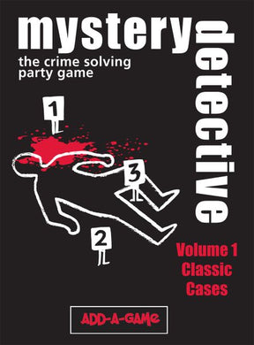 Mystery Detective Vol 1 Classic Cases