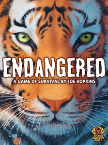 Endangered Game Cover