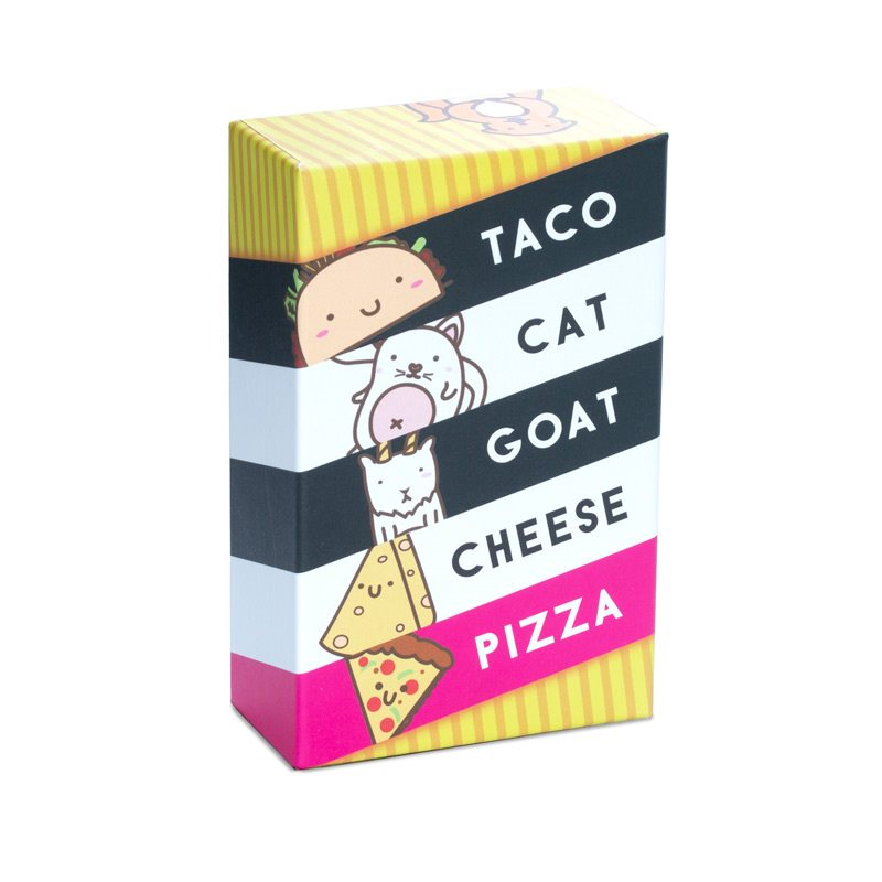 Taco Cat Goat Cheese Pizza image