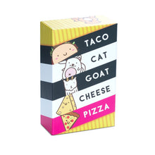 Load image into Gallery viewer, Taco Cat Goat Cheese Pizza Card Game