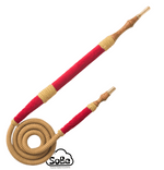 Adalya Traditional Hookah Hose Red