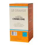 Le Orange Coconut Charcoals 1.5kg ( 96 Cubes)