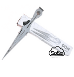 Don Hookah Tong Stainless Steel