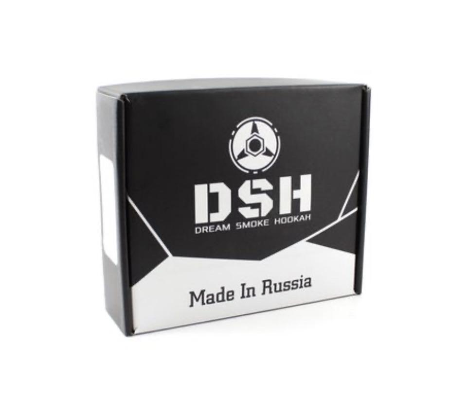 "DSH Mine ""Woods OS"" Hookah Made In Russia - SoBe Hookah"