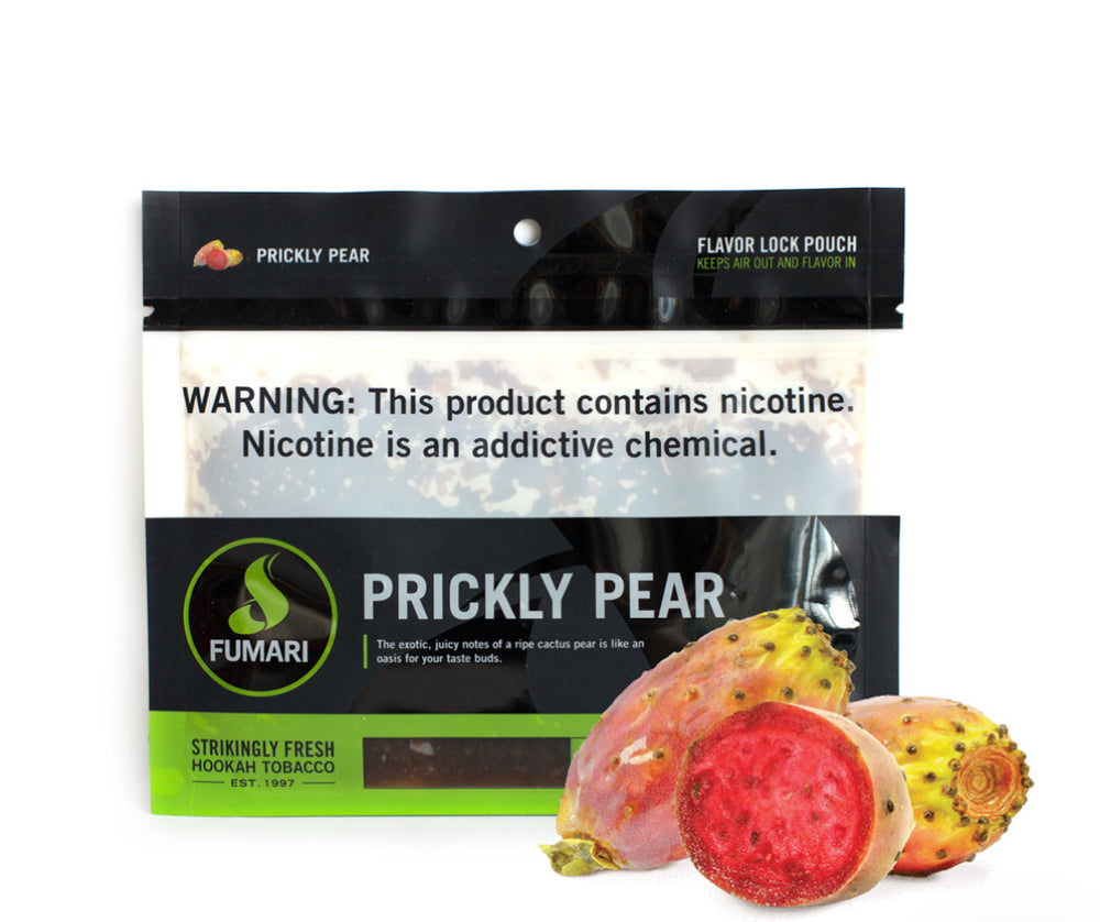 Fumari Tobacco 100 Grams - Prickly Pear