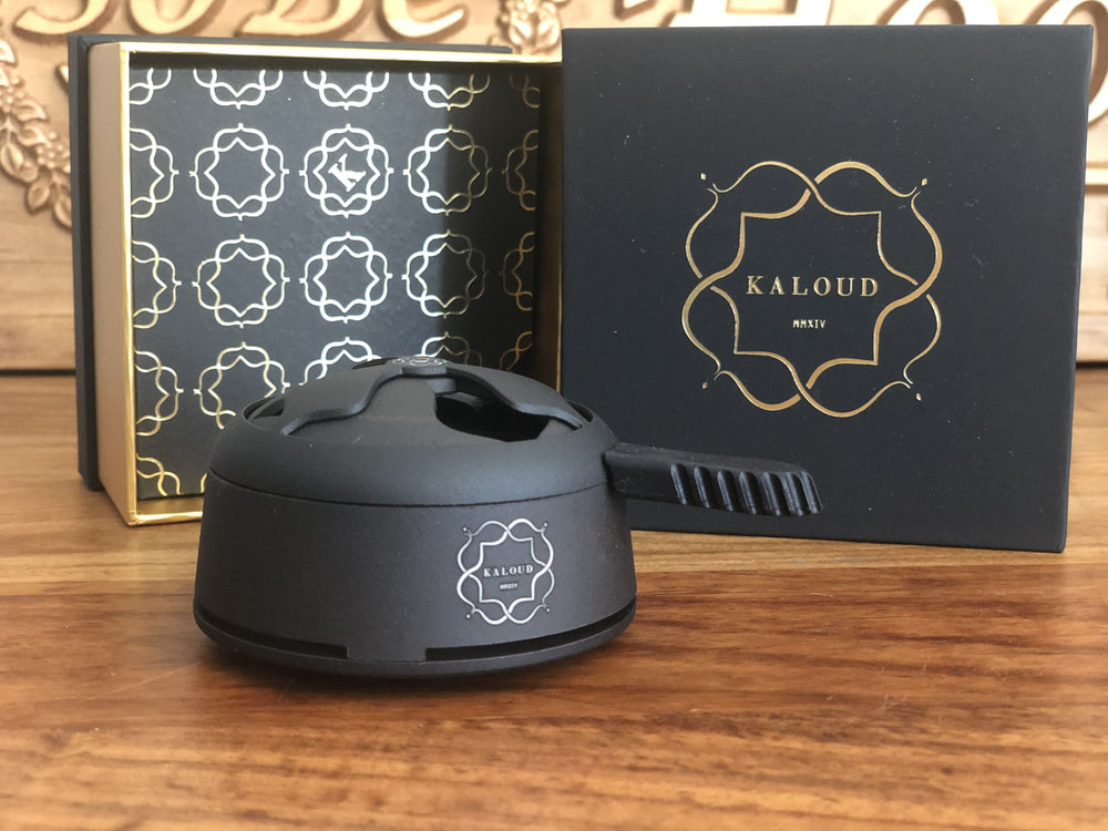 "Kaloud Lotus I+ Niris ""The Black Lotus"" Buy Online - Cheap - SoBe Hookah"