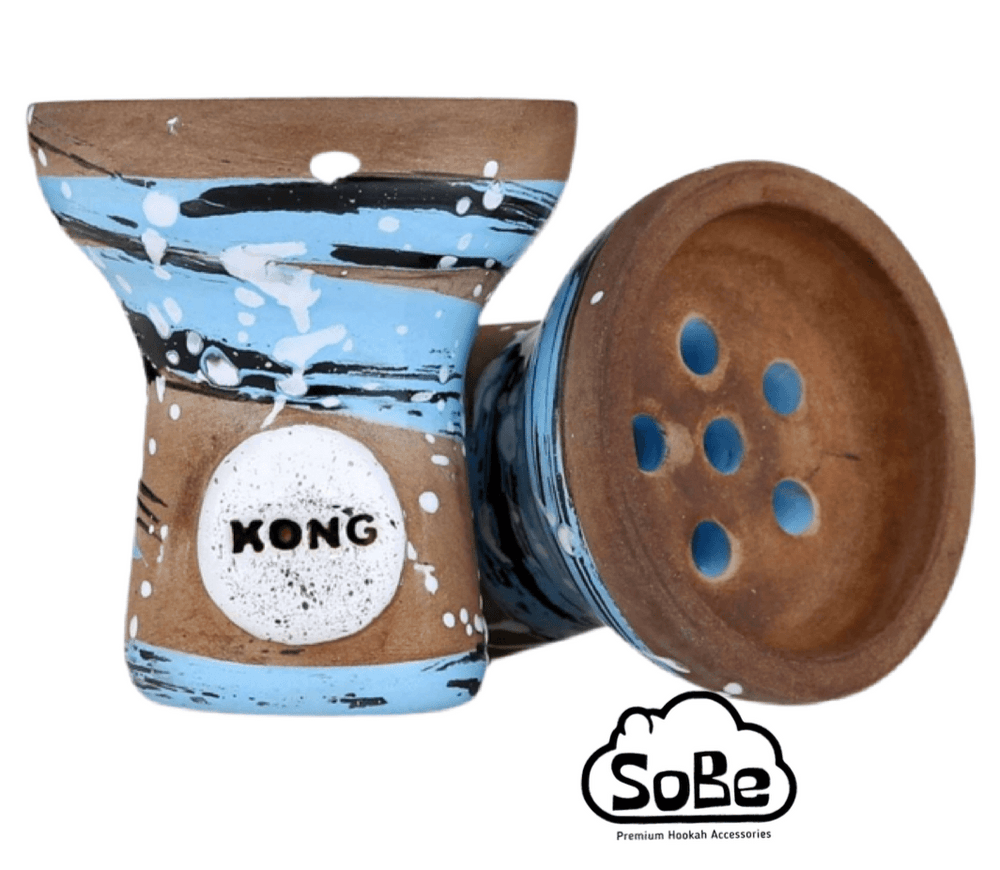 Kong Turkish Glazed Hookah Bowl
