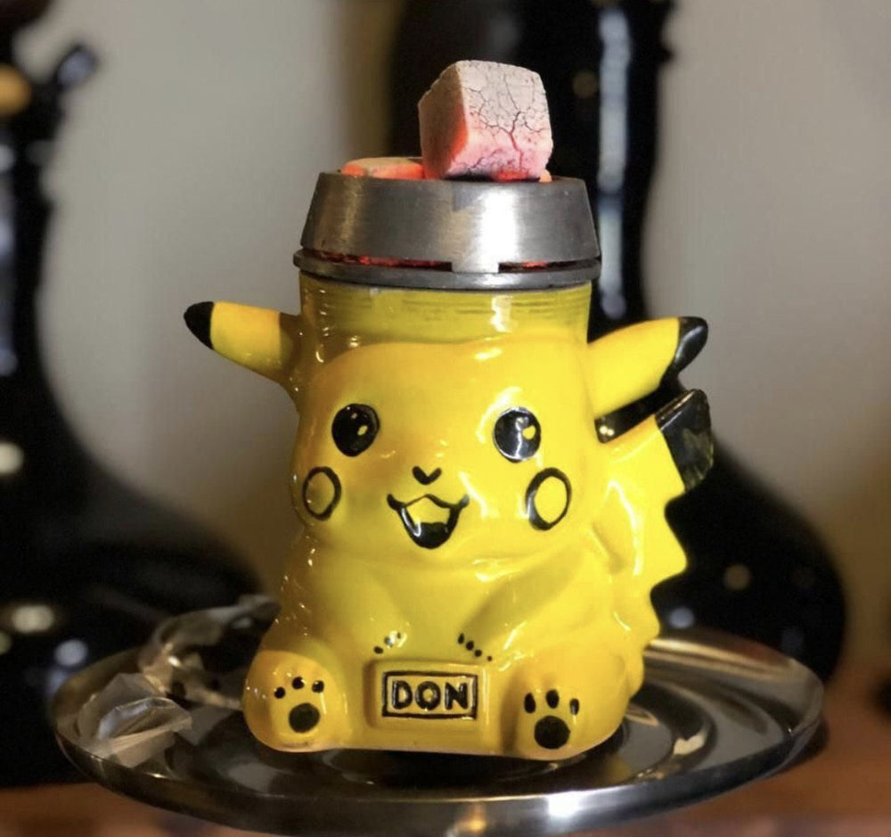 LIMITED EDITION PIKACHU DON BOWL - SoBe Hookah
