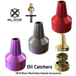 MOLASSES CATCHERS BLADE HOOKAHS - SoBe Hookah