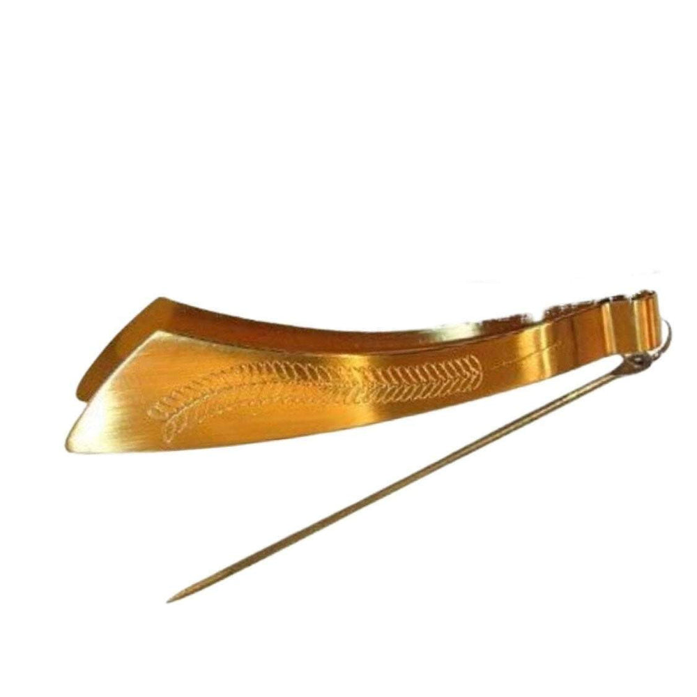 Mya premium Hookah Tongs Gold