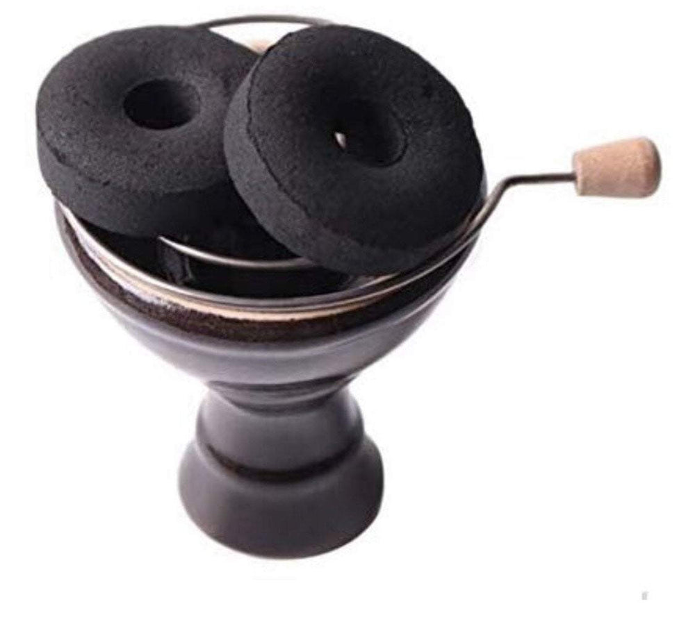 Snail Charcoal Holder - SoBe Hookah