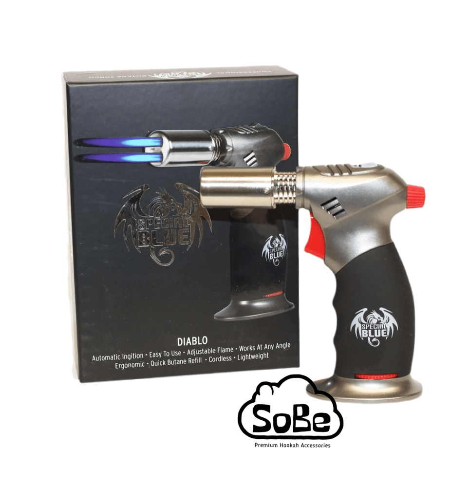 Special Blue Diablo Torch