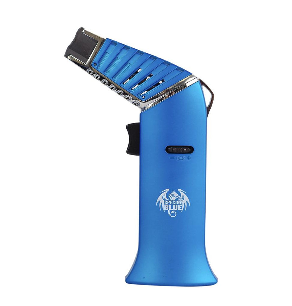 Special Blue Transformer Torch