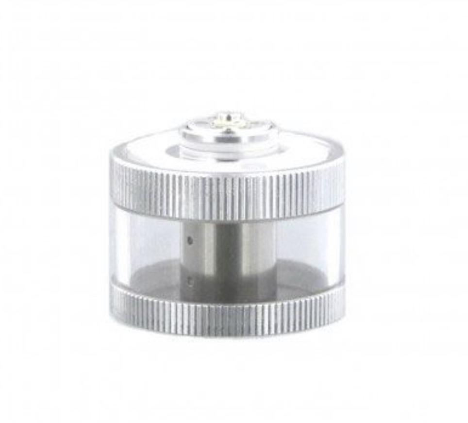 Square E-Head Coil / Clearomizer Replacement Tank - SoBe Hookah