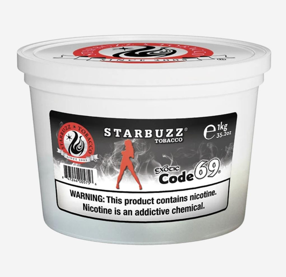 Starbuzz Tobacco 1000 Grams