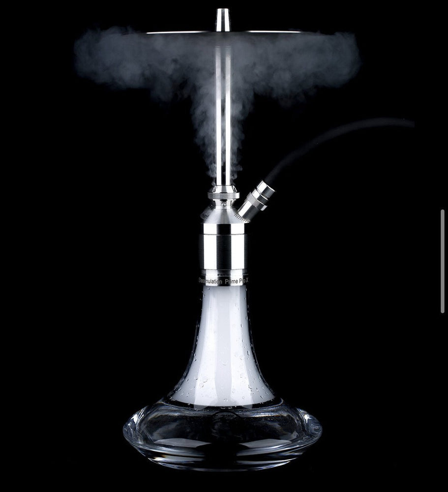STEAMULATION PRIME PRO X WHITE - SoBe Hookah