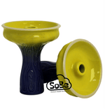 UPGRADE FORM TERRA GLAZE PHUNNEL BOWL - SoBe Hookah