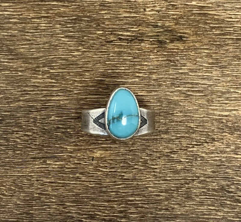 Tear Drop Cheyenne Ring