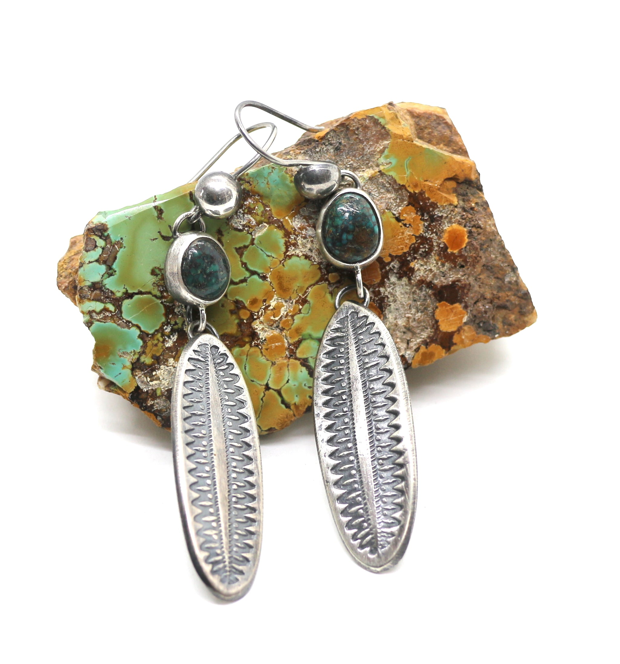 Jesse Robbins Cheyenne Earrings