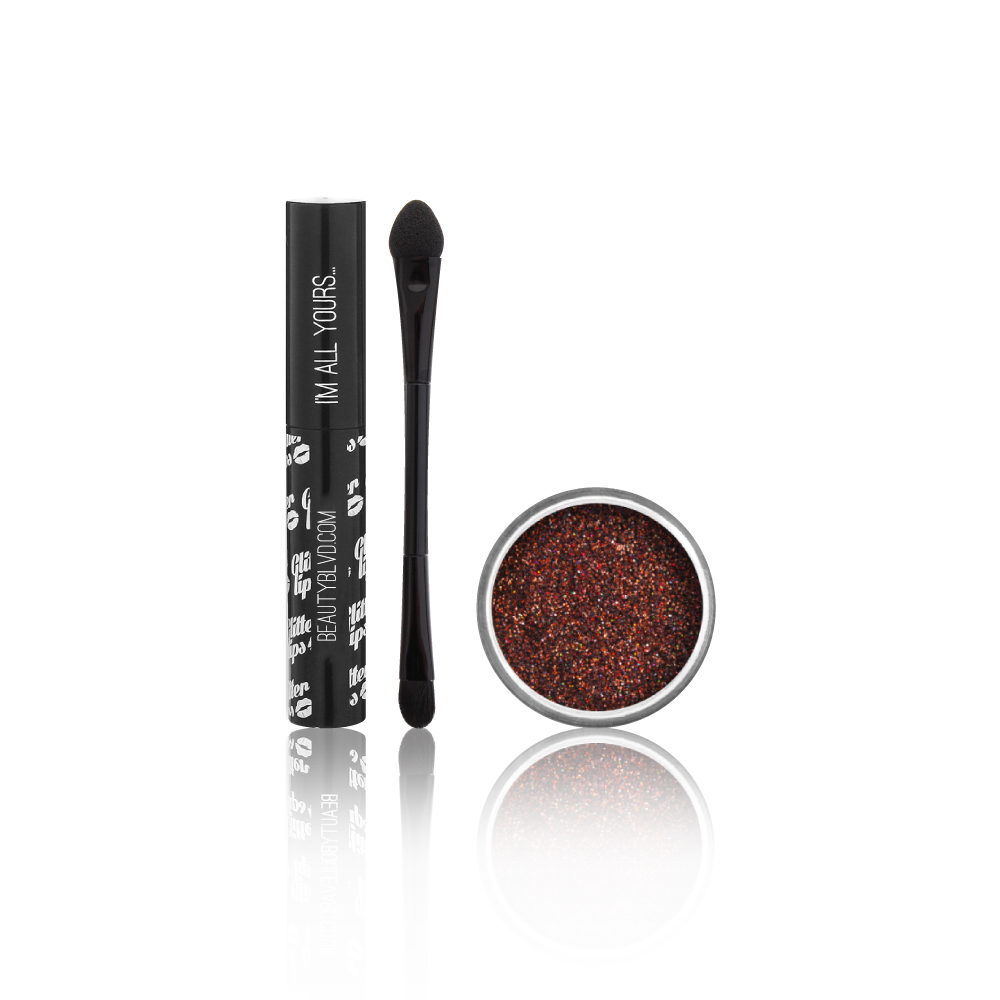 Cocoa Loco - Glitter Lips | Beauty BLVD