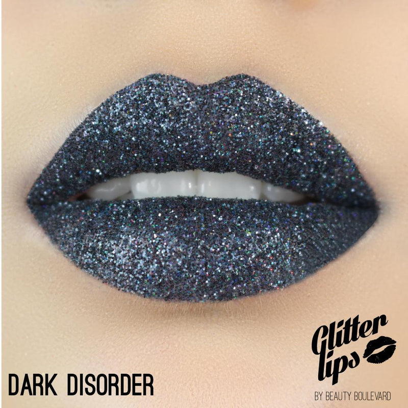 Dark Disorder - Glitter Lips